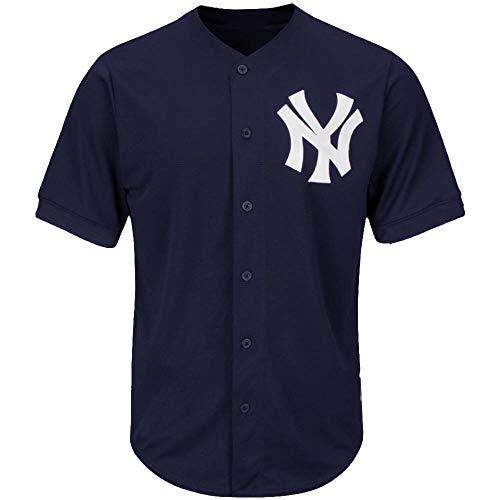 Herren Basketball Trikot Retro Gym Weste Sport Top New York Yankees,M