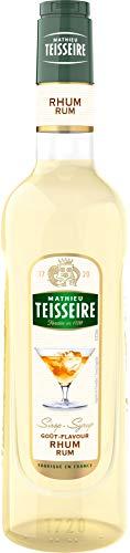 Teisseire Sirup Rum (alkoholfrei) - Special Barman - 700ml