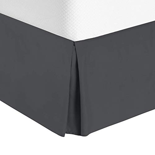 Nestl Bedding Bed Skirt - Soft Double Brushed Premium...