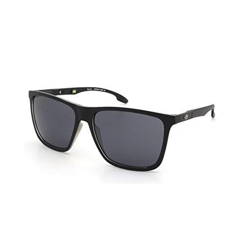 Óculos de Sol Mormaii HAWAII M0034 A87 01 Preto Lente Cinza Tam 56