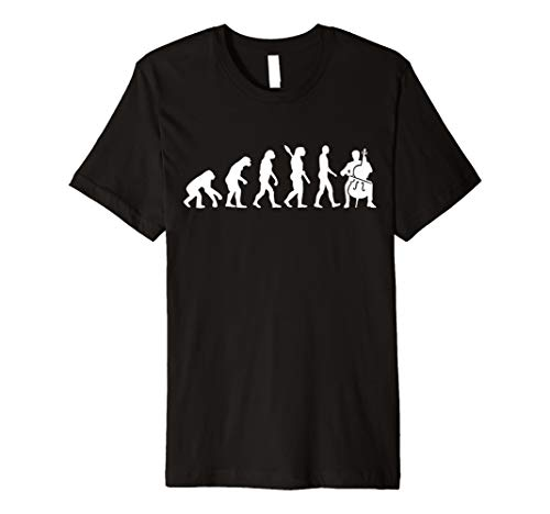 Evolution Cello T-Shirt