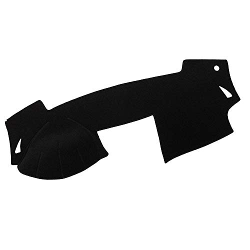 XITER Alfombrilla antideslizante para salpicadero, para Mazda 6 2008-2012, compatible con accesorios de alfombra de sombra.