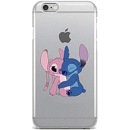 Coquefone Coque iPhone 6 / 6S Stitch Lilo Dessin Animé Love Amour ...