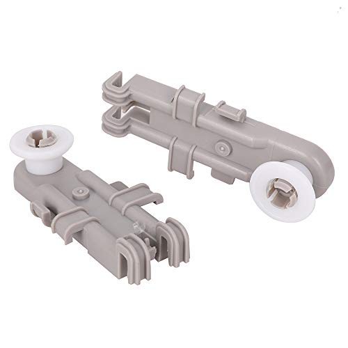 2 Pack WP8268743 8268743 Ultra Durable Upper Rack Wheel Replacement Part for Whirlpool Kenmore Dishwasher Replaces 830899 AP6012252 PS11745459 EAP11745459