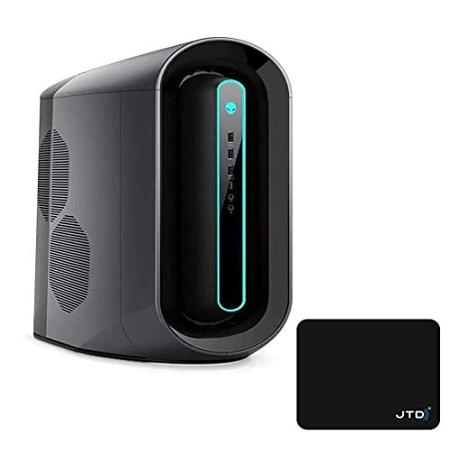 Dell_Alienware Aurora R11 Gaming Desktop, 10th Intel 6-Core i5-10400F Processor, GeForce GTX 1660 Super 6GB Graphics (64GB DDR4 RAM   1TB PCIe SSD   1TB HDD) WiFi Bluetooth Gamer PC W/JTD Mouse Pad