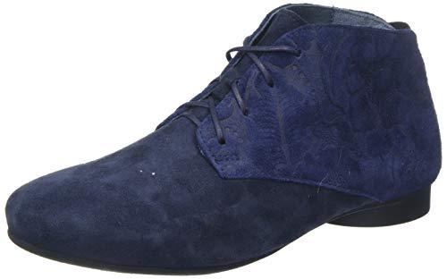 Think! Damen Guad_585274 Desert Boots, Blau (Notte 78), 39 EU
