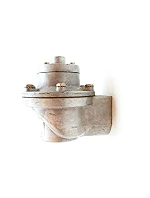 GOYEN 4024 Aluminum Diaphragm Valve 1-1/2IN NPT from GOYEN