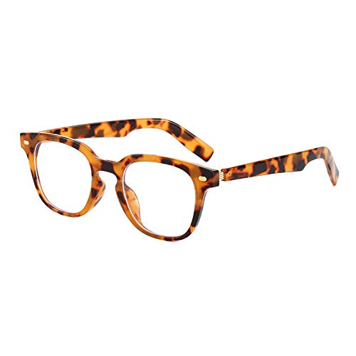 Occhiali da Sole da Uomo Donna Ciclismo Fashion Square Occhiali da Sole Donna Uomo Retro Black Vintage Occhiali da Sole Donna Maschio Eyewear-Optical_Leopard