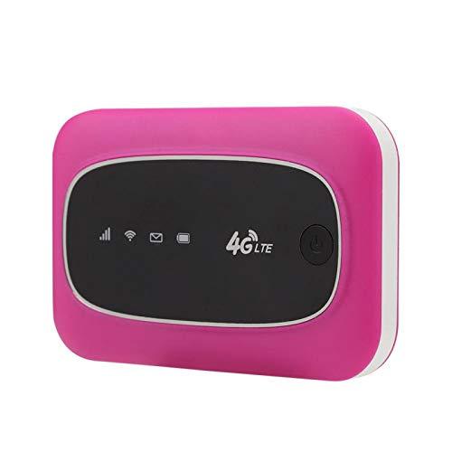 Socobeta Módem WiFi Duradero y liviano Enrutador confiable de Rendimiento Estable 4G para Tableta para teléfono móvil