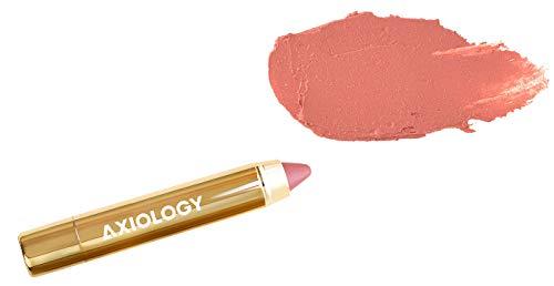 Axiology - Organic, Vegan, Cruelty-free Lip Crayon (Bliss | Golden Pink)