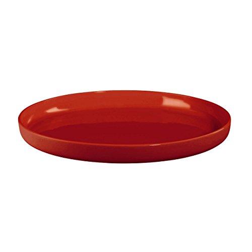ASA - Teller/Schale - NOVA - rot - Ø 20,5 cm, H. 2,7 cm - Feinsteinzeug