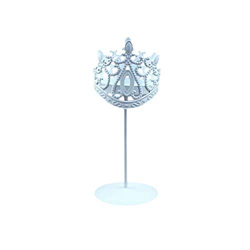 Mobestech Farol hueco de hierro de estilo antiguo, para aromaterapia, decoración de bodas