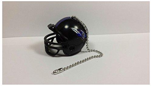 NEW NFL Ceiling Fan Helmet Pull Chain Lamp Pull Chain (Baltimore Ravens)