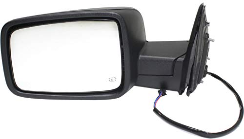 Partslink Number CH1321303 OE Replacement Dodge Passenger Side Mirror Outside Rear View Unknown