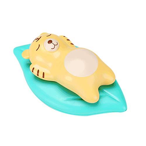 Muium(TM) Bañera de juguete para bebé, juguete para la bañera, mecanismo para la piscina, juguete para el baño para niños pequeños, juguete para el baño del bebé