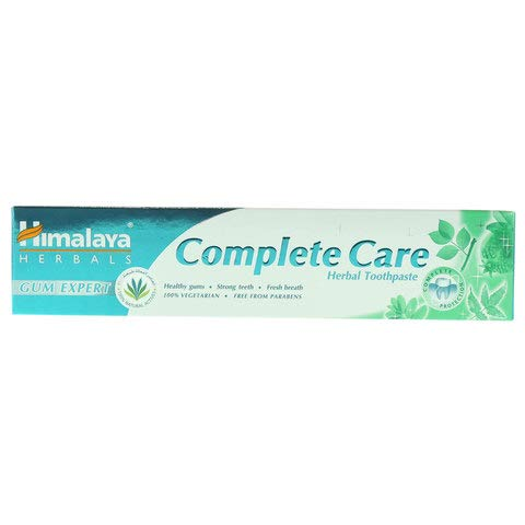 Himalaya Complete Care Herbal Toothpaste 125g