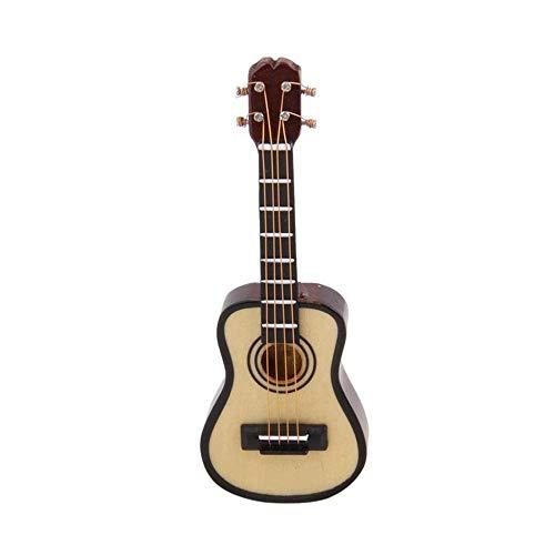 GYFDC 2020 Modelos Calientes 4coloras 1:12 Maconera Miniatura Música Instrumento de Música...