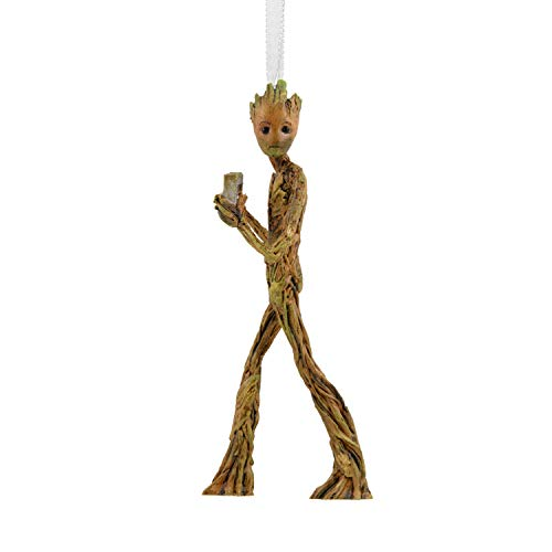 Hallmark Christmas Ornaments, Marvel Studios Avengers: Infinity War Groot Ornament