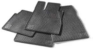 Mercedes Benz Genuine Q6680348 - Rubber Floor Mats W210 E300 E320 E420 E430 SEDAN & WAGON Black