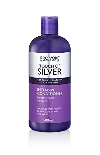 Provoke-Touch of Silver-Shampooing éclaircissant