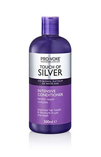 Provoke: Touch of Silver blekende shampoo.