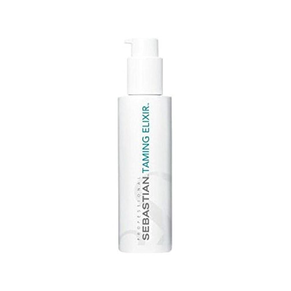 成熟スロー心からSebastian Professional Taming Elixir (140ml) (Pack of 6) - セバスチャンプロ使いこなすの霊薬(140ミリリットル) x6 [並行輸入品]