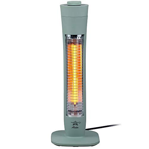 アラジン (Aladdin) 電気ストーブ 遠赤グラファイトヒーター グリーン AEH-G406N-G