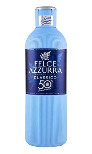 3X Felce Azzurra classico bagno schiuma schiuma da bagno 650ML Bath Shower Foam