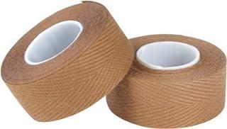 Tressostar Velox Cloth Handlebar Tape - 2 Pack (Brown)