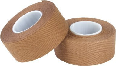 Tressostar Velox Cloth Handlebar Tape - 2 Pack (Brown)