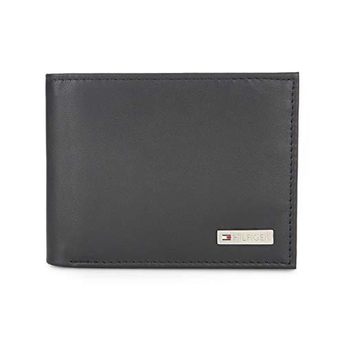 Tommy Hilfiger Black Men's Wallet (8903496110227)