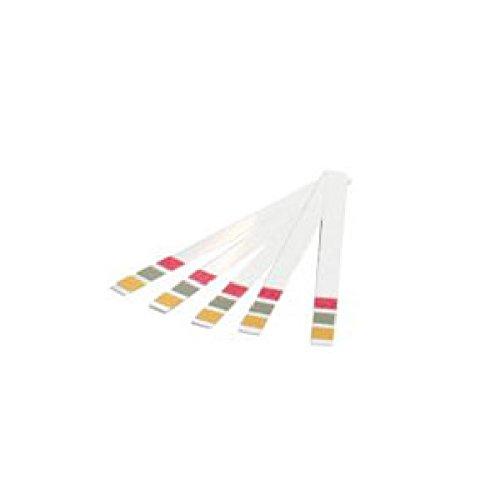 P. Jentschura pH-Streifen für Urin und Lebensmittel, Säure und Basen pH-Wert Messung, 100 Stk