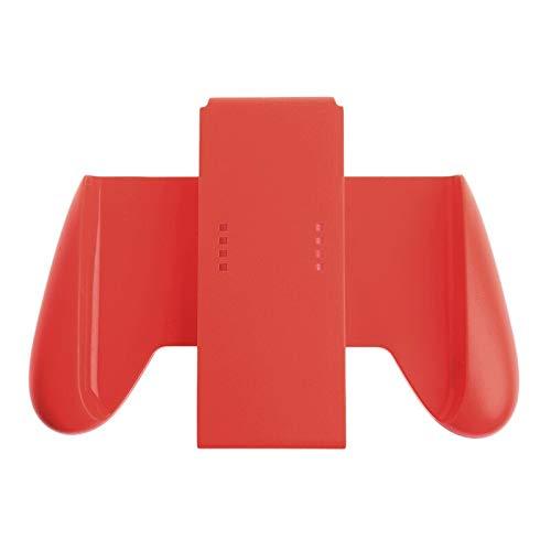 2020 Nueva 1PC L + R Controlador de Juegos Holder asa de Agarre for el Interruptor de Nintendo alegría NS-con (Color : Red)