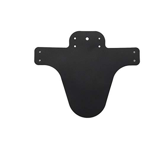 Leileixiao 1pair Bicicleta Bicicleta MTB MARD GUARDES DE MUDARIO Neumático Neumático Guardia de Mudas para Fenders Bicicletas Durable Elástico Negro Mudguard Alas Fantástico Fender (Color : Black)