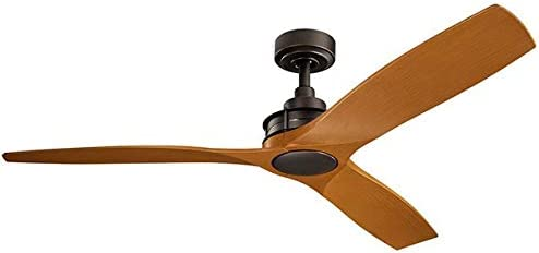 popular Kichler 300356OZ Transitional 56``Ceiling discount Fan from Ried Collection in online Bronze/Dark Finish online