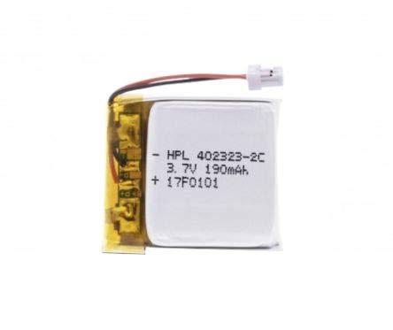 MikroElektronika, Li-Polymer Battery 3.7 V 190 mAh, MikroBUS, Lithium-Polymerakku