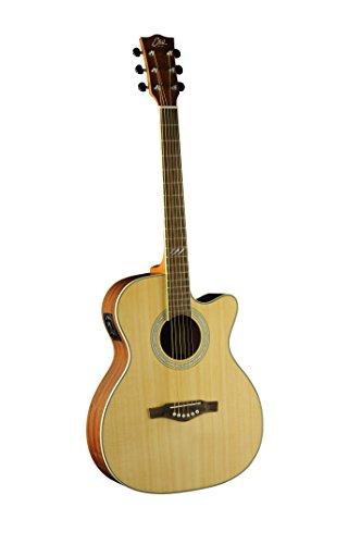 EKO Gitarren Tri 018Cut EQ Nat–Gitarre Electro acústicas