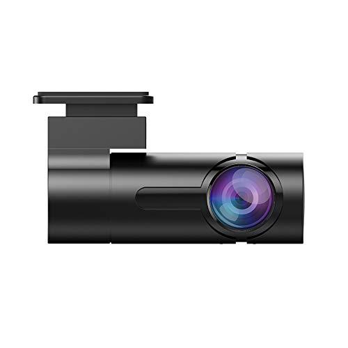 KKmoon Mini Dash CAM HD 1080P Coche DVR Cámara Grabadora de Video 140 ° Gran Angulo Grabador de Conducción, Visión Nocturna, G-Sensor, Grabación en Bucle