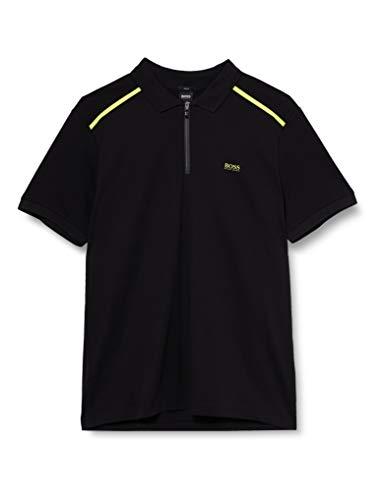 Photo of BOSS Men's Philix Polo Shirt, Black (1), Xx-Large