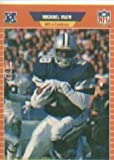 1989 Pro Set Michael Irvin Rookie Football Card #89 - Shipped In Protective Display Case!. rookie card picture