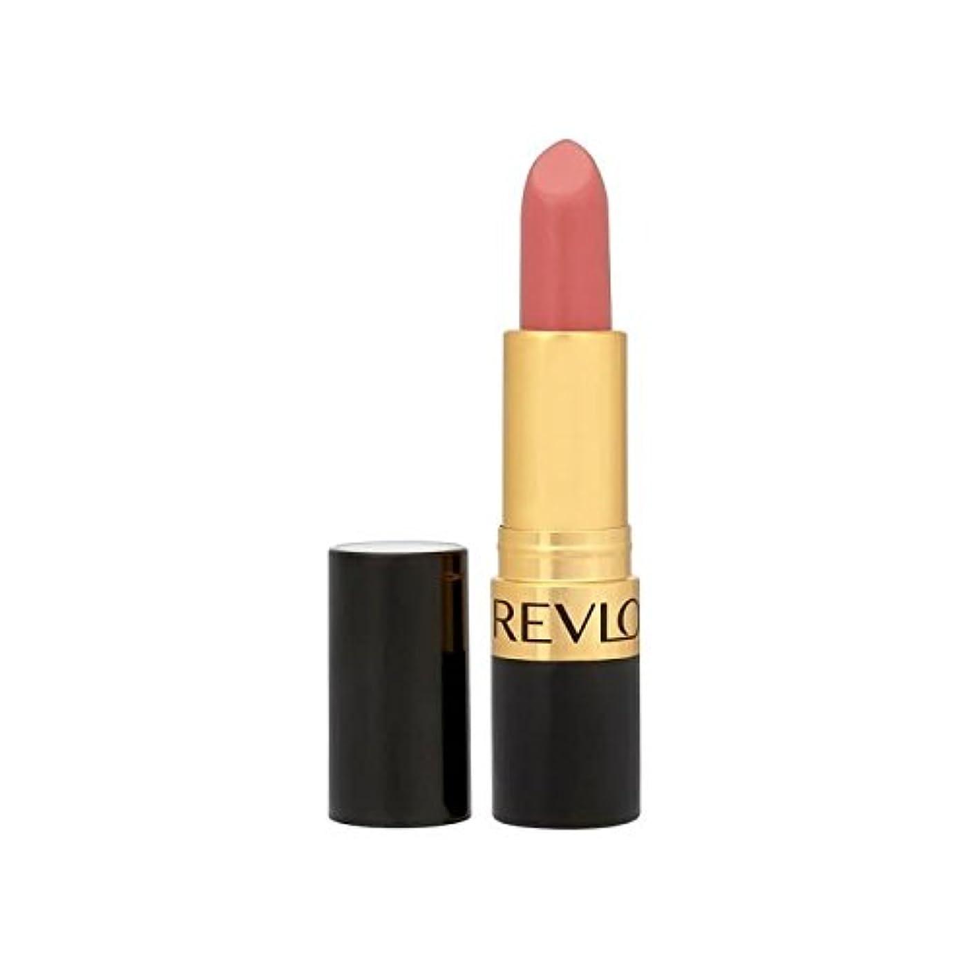 針しなやか預言者午後415でレブロンスーパー光沢のある口紅ピンク x4 - Revlon Super Lustrous Lipstick Pink In The Afternoon 415 (Pack of 4) [並行輸入品]