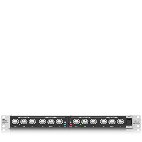 Behringer Sonic Exciter SX3040 Ultimate Stereo Sound Enhancement Processor. Buy it now for 199.99