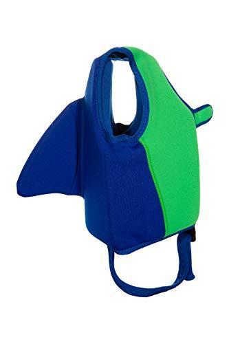 LittleFish kinderen haai vin training zwemmen Vest drijfvermogen hulp