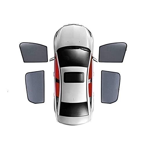 Parasol De Coche Protector Solar Lateral Para Hyundai Celesta 2017 2018 2019 2020, Cortinas Parasoles Para NiñOs Y BebéS Bloqueo Rayos UV Y Calor Del Sol Sun Shade Cobertura Ventana