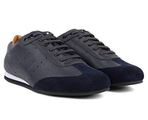 BOSS Shoe Sneakers Lighter_Lowp_gr 10214598 Blauw