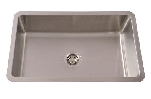 FUTURA FS 503 Stainless Steel Hand Carved Sink, Coated with Anti-corrosion And Anti-fungus Chemical Finish (Silver)