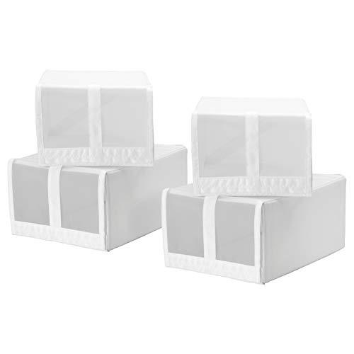 IKEA ASIA SKUBB - Zapatero, color blanco