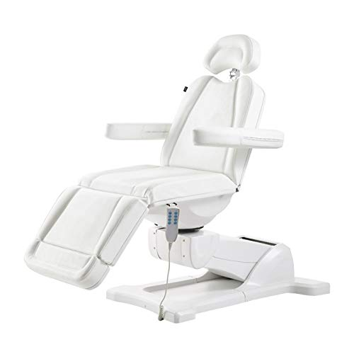 Best Review Of Beauty Full Electrical 4 Motor Podiatry Chair Facial Massage Dental Aesthetic Reclini...
