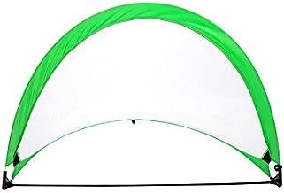 Mitefu Een draagbare outdoor flash pop-up target voetbaldoelen voor snel spel met draagtas - maten 76 cm, 122 cm en 152 cm
