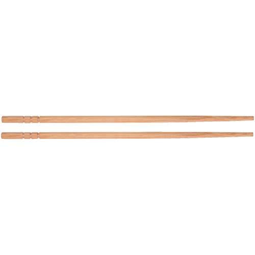 Ken Hom Bamboe stokjes Wok, hout, 26 x 2 x 1 cm, 4